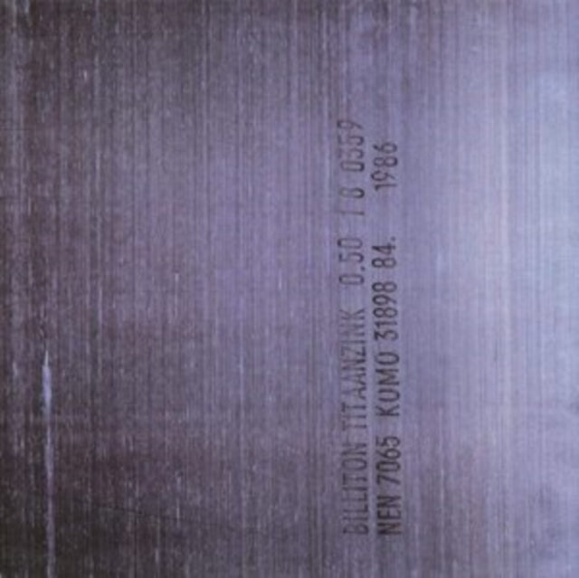 NEW ORDER - BROTHERHOOD (LP)
