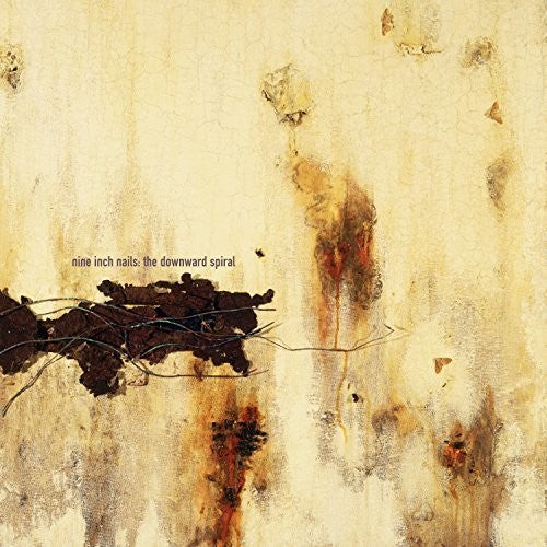NINE INCH NAILS - DOWNWARD SPIRAL (2xLP)
