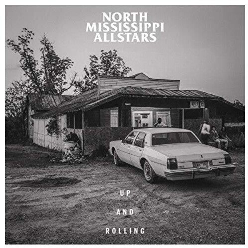NORTH MISSISSIPPI ALL STARS - UP AND ROLLING (LP)