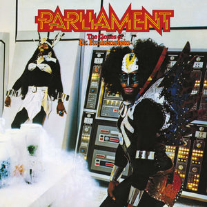 PARLIAMENT - THE CLONES OF DR. FUNKENSTEIN (LP)