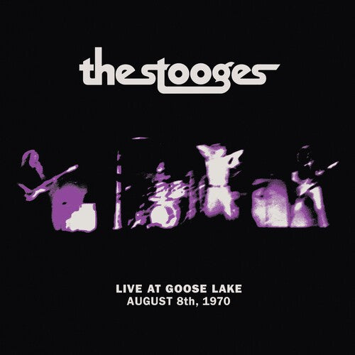 STOOGES - LIVE AT GOOSE LAKE (LP)