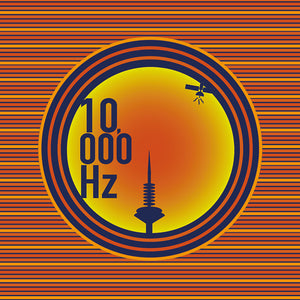 10,000 Hz RECORDS GIFT CARD