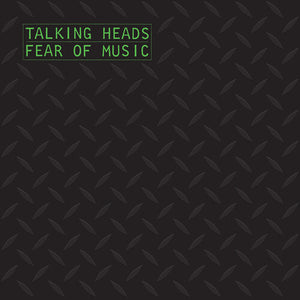 TALKING HEADS - FEAR OF MUSIC (LP)