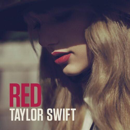 TAYLOR SWIFT - RED (2xLP)