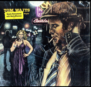 TOM WAITS - THE HEART OF SATURDAY NIGHT (LP)