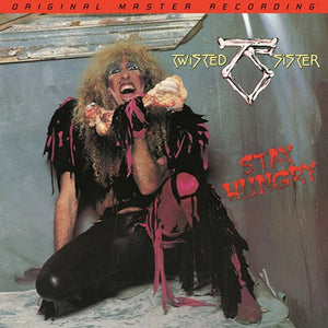 TWISTED SISTER - STAY HUNGRY (MOFI LP)