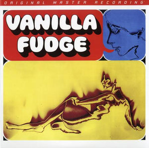 VANILLA FUDGE - VANILLA FUDGE (MOFI 2xLP)
