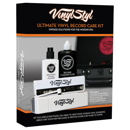 VINYL STYL ULTIMATE RECORD CARE KIT