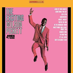 WILSON PICKETT - THE EXCITING WILSON PICKETT (LP)