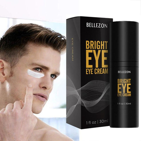 30ml Men Day&Night Anti-wrinkle Eye Cream Remove Black Dark Circles Puffiness Reduce Fine Lines Moisturizing Eye Cream