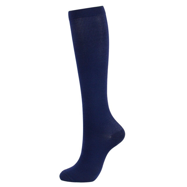 Chaussettes de compression / contention unies