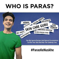Nuskhe by Paras Manjan Charcoal Teeth Powder