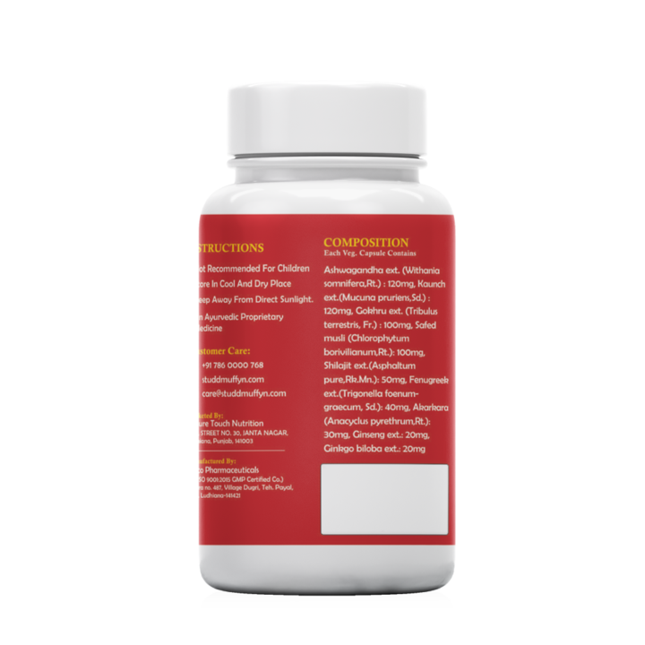Nuskhe by Paras Testostronger, Ayurvedic Booster