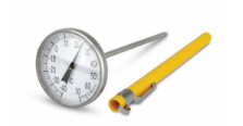 Ø45 mm bi-metal dial Thermometers