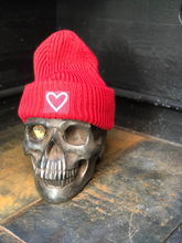 Load image into Gallery viewer, Find what you love beanie  RED