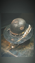 "Load image into Gallery viewer, Vintage  Rare Custom Hat ""ROCK THE BANDs"""