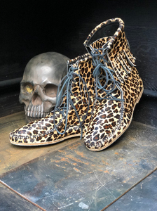 Boho Rock Cheeta Boot