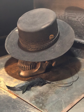 "Load image into Gallery viewer, Vintage  rare custom hat , ""fire cocktail """