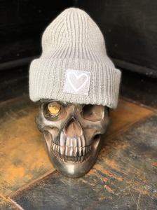 Find what you love beanie GREY