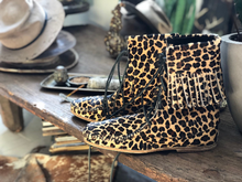 Load image into Gallery viewer, Boho Rock Cheeta Boot