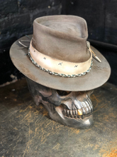 "Load image into Gallery viewer, Vintage  Rare Custom Hat ""vagabond waves"""