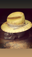 "Load image into Gallery viewer, Vintage rare custom hat "" Bitter sweet symphony with a touch of affinity"""