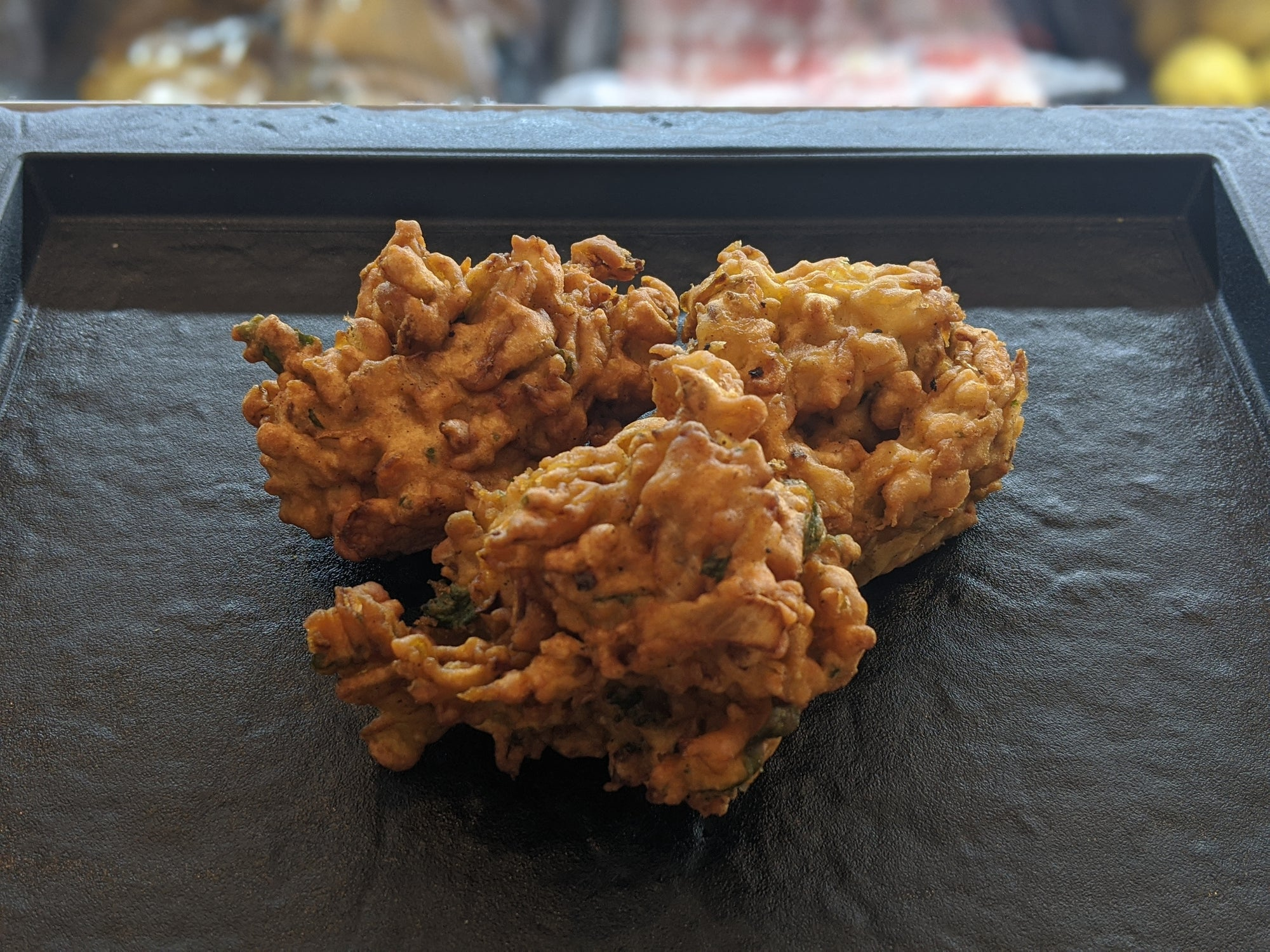 Onion Bhaji (pickup only)