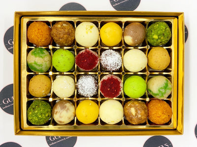 Premium Mini Mixed Mithai Gift Box
