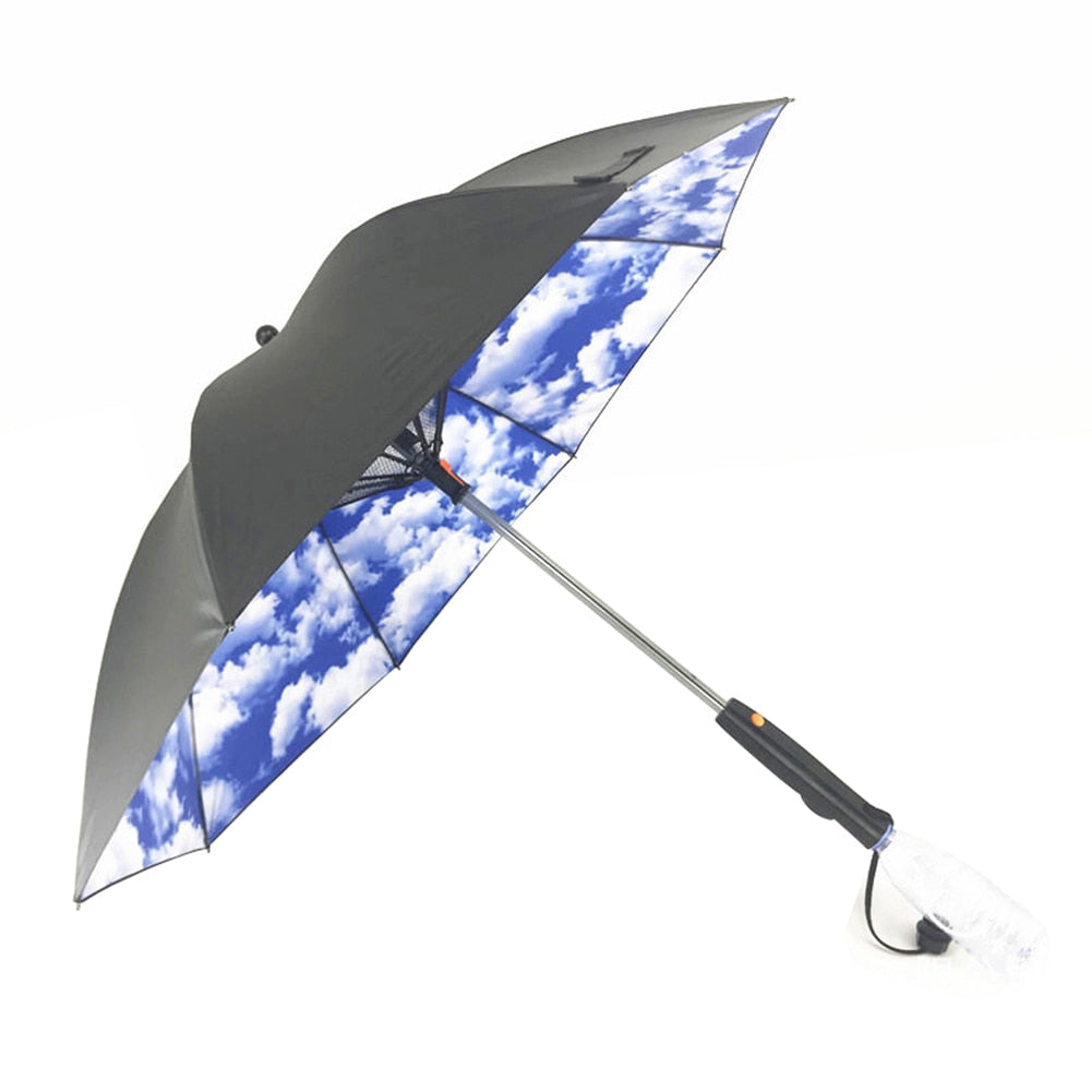 Spray Fan Umbrella