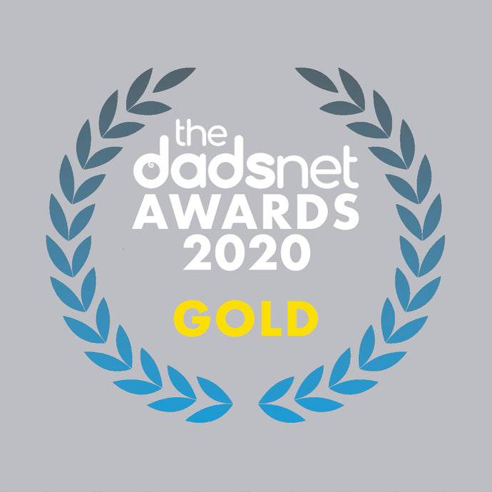 NapNap mat won a GOLD Dadsnet award!