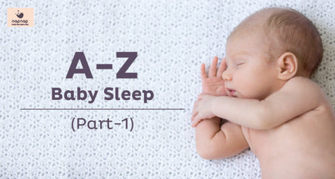 The A-Z of baby sleep by NapNap