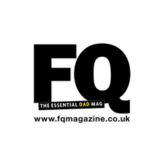 FQ magazine for dads features the NapNap sleep mat for babies