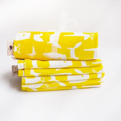 NapNap mat cover - Yellow - NapNap Vibrating Sleep Mats for babies - An innovation in Smart Baby Tech