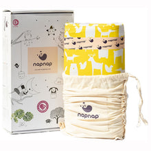 Load image into Gallery viewer, NapNap mat - Yellow - NapNap Vibrating Sleep Mats for babies - An innovation in Smart Baby Tech