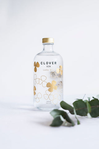 Clover lucky n°4 gin 500ml 44% alc./vol.