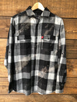Beezly Flannel - Gray