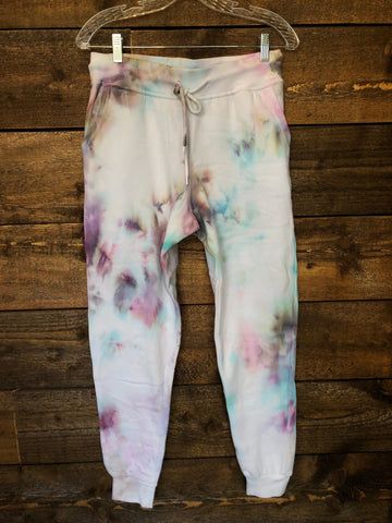 Beezly Women's Joggers - Multi Color Dye
