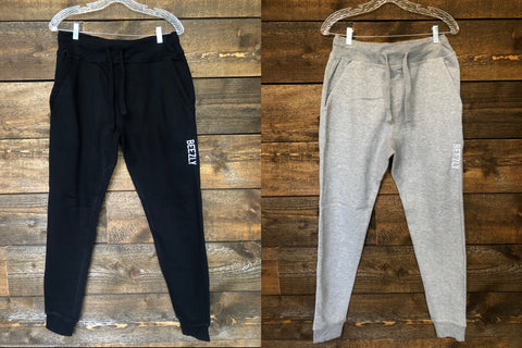 Beezly Joggers Bundle - Black & Gray