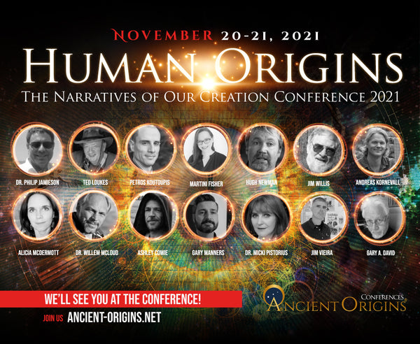 Human Origins - The Narratives of Our Creation Conference 2021
