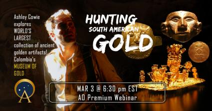 Hunting Ancient South American Gold