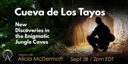 Cueva de Los Tayos - New Discoveries in the Enigmatic Jungle Caves