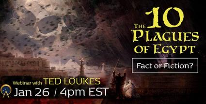 The 10 Plagues of Egypt - Fact or Fiction?
