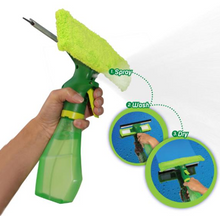 Load image into Gallery viewer, 3 in 1 Spray Squeegee glass cleaner (Buy 1 Take 1)