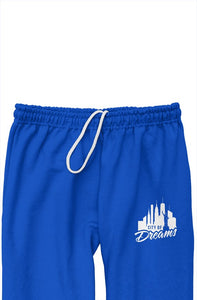 CODNY ADULT SWEATS BLUE
