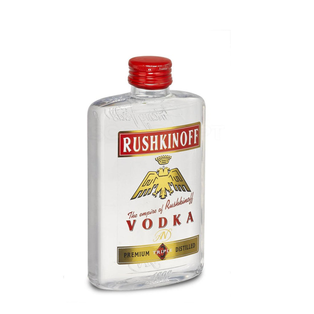 Vodka Rushkinoff Tunel 0.35L
