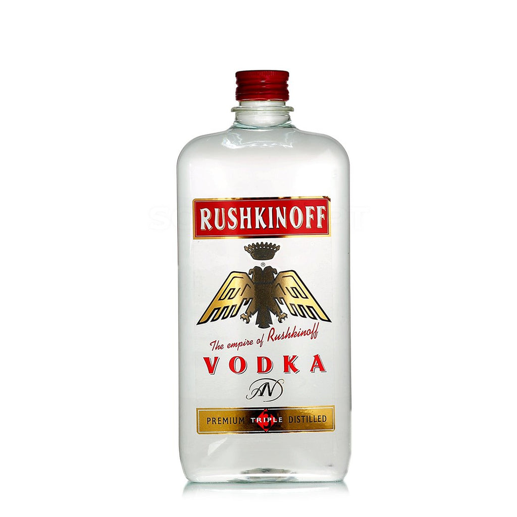 Vodka Rushkinoff Tunel Pet 1L
