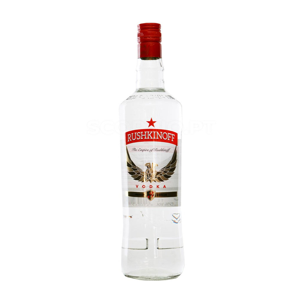 Vodka Rushkinoff Tunel 0.70L