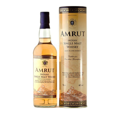 Amrut Indian Malt 0.70L (46º)