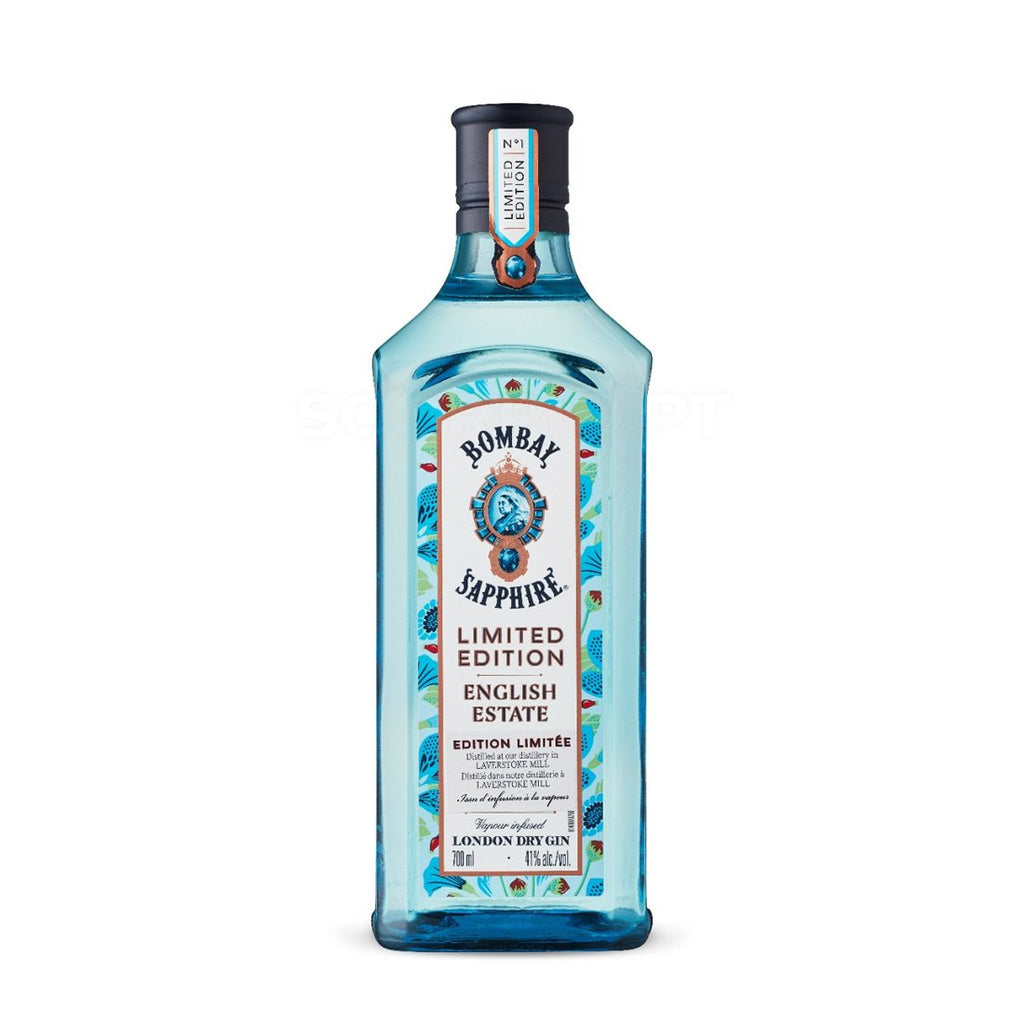Gin Bombay Sapphire English Estate Limited Edition 0.70L 41º