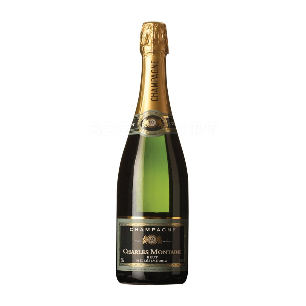 Champagne Charles Montaine Vintage 2012 Bruto 0.75L